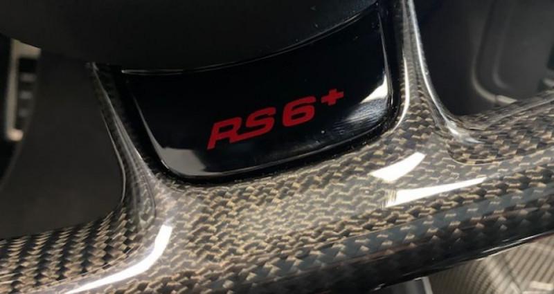 Audi RS6 RS6-R + ABT 740CH 1/50 Noir occasion à DIJON - photo n°2