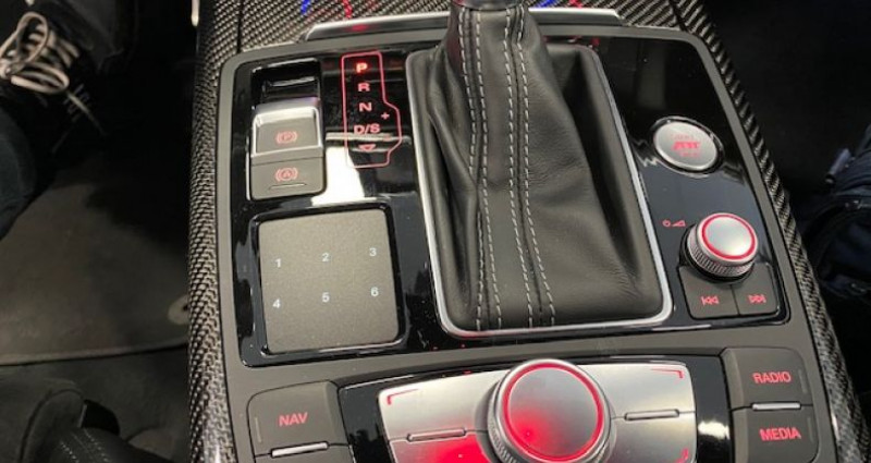 Audi RS6 RS6-R + ABT 740CH 1/50 Noir occasion à DIJON - photo n°7