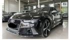 Audi RS7 4.0 V8 TFSI 605CH PERFORMANCE QUATTRO TIPTRONIC Noir à Villenave-d'Ornon 33
