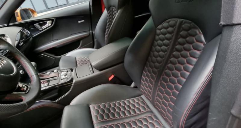 Audi RS7 Sportback 4.0 TFSI 560 Quattro Tiptronic  occasion à MONTBRISON - photo n°6