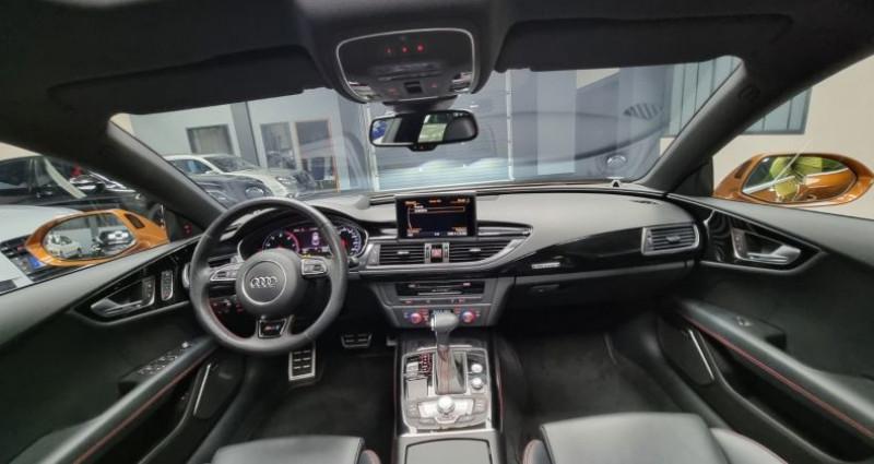 Audi RS7 Sportback 4.0 TFSI 560 Quattro Tiptronic  occasion à MONTBRISON - photo n°2