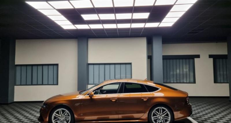 Audi RS7 Sportback 4.0 TFSI 560 Quattro Tiptronic  occasion à MONTBRISON - photo n°4