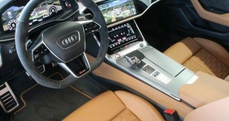 Audi RS7 SPORTBACK 4.0 TFSI QUATTRO Argent occasion à Montévrain - photo n°5