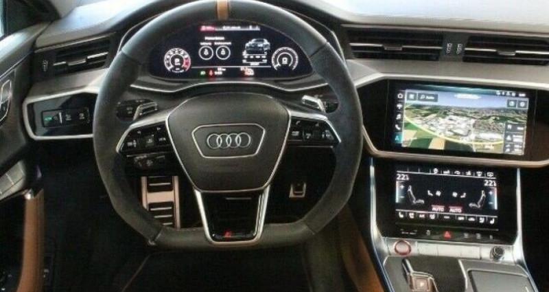 Audi RS7 SPORTBACK 4.0 TFSI QUATTRO Argent occasion à Montévrain - photo n°7