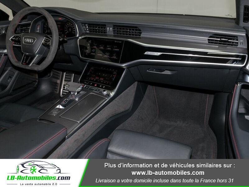Audi RS7 V8 4.0 TFSI 600ch / Quattro Tiptronic 8 Gris occasion à Beaupuy - photo n°2