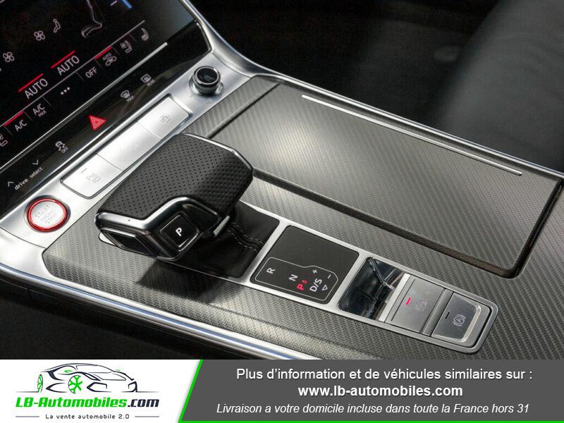 Audi RS7 V8 4.0 TFSI 600ch / Quattro Tiptronic 8 Rouge occasion à Beaupuy - photo n°6