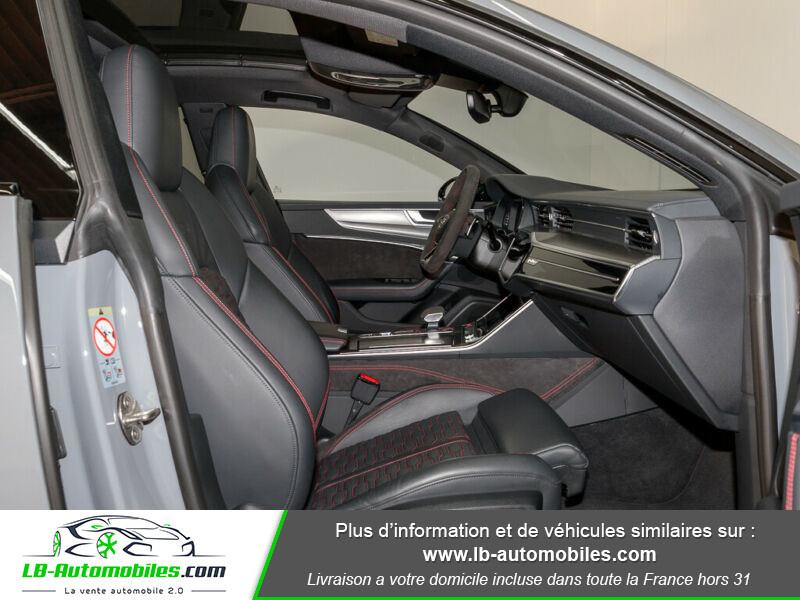 Audi RS7 V8 4.0 TFSI 600ch / Quattro Tiptronic 8 Gris occasion à Beaupuy - photo n°4