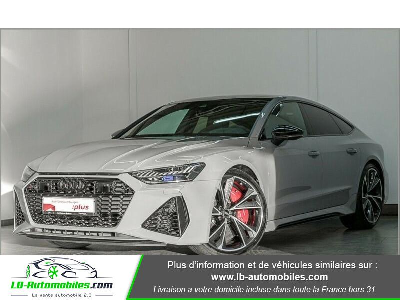 Audi RS7 V8 4.0 TFSI 600ch / Quattro Tiptronic 8 Gris occasion à Beaupuy
