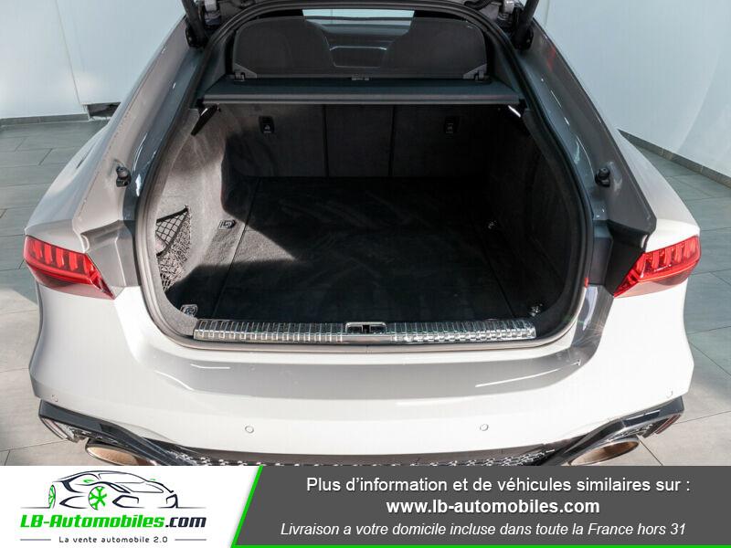 Audi RS7 V8 4.0 TFSI 600ch / Quattro Tiptronic 8 Gris occasion à Beaupuy - photo n°10