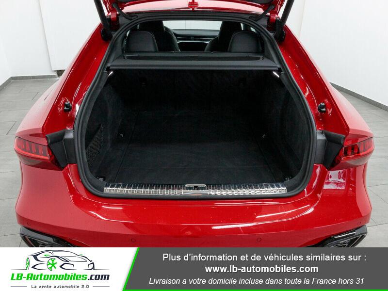 Audi RS7 V8 4.0 TFSI 600ch / Quattro Tiptronic 8 Rouge occasion à Beaupuy - photo n°9