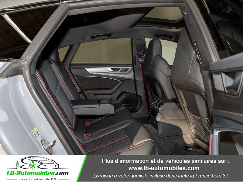 Audi RS7 V8 4.0 TFSI 600ch / Quattro Tiptronic 8 Gris occasion à Beaupuy - photo n°8