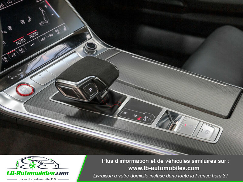 Audi RS7 V8 4.0 TFSI 600ch / Quattro Tiptronic 8 Gris occasion à Beaupuy - photo n°7