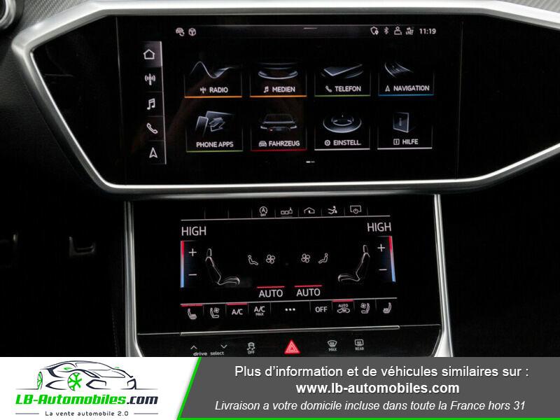 Audi RS7 V8 4.0 TFSI 600ch / Quattro Tiptronic 8 Rouge occasion à Beaupuy - photo n°5