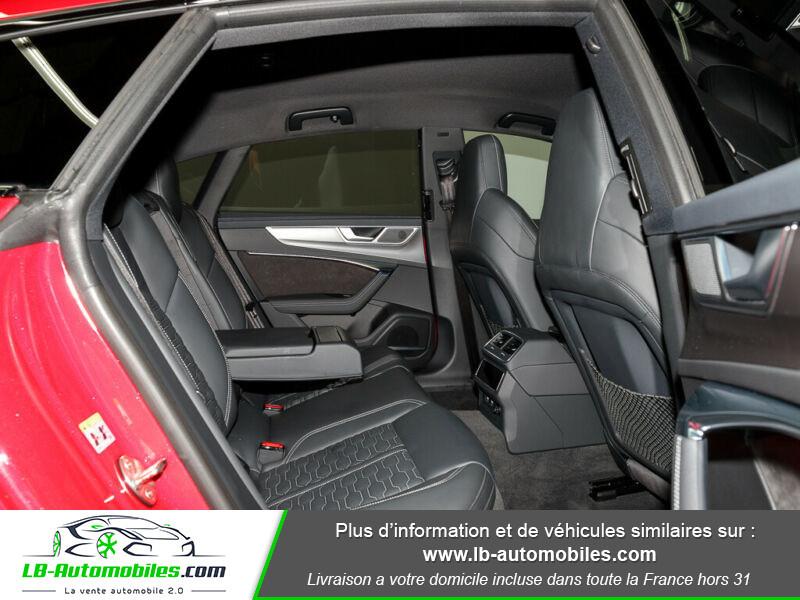 Audi RS7 V8 4.0 TFSI 600ch / Quattro Tiptronic 8 Rouge occasion à Beaupuy - photo n°7