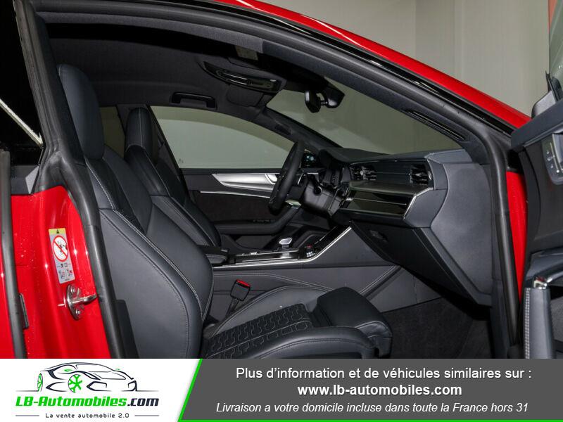 Audi RS7 V8 4.0 TFSI 600ch / Quattro Tiptronic 8 Rouge occasion à Beaupuy - photo n°4