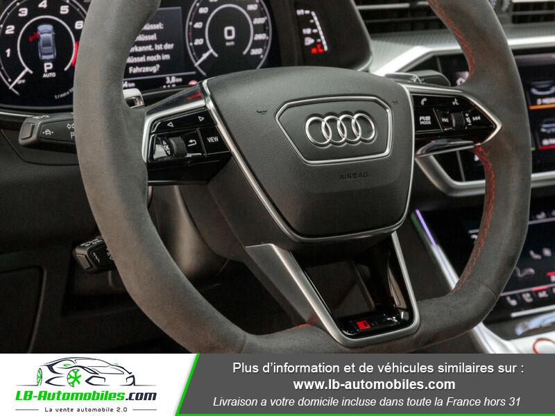 Audi RS7 V8 4.0 TFSI 600ch / Quattro Tiptronic 8 Gris occasion à Beaupuy - photo n°5