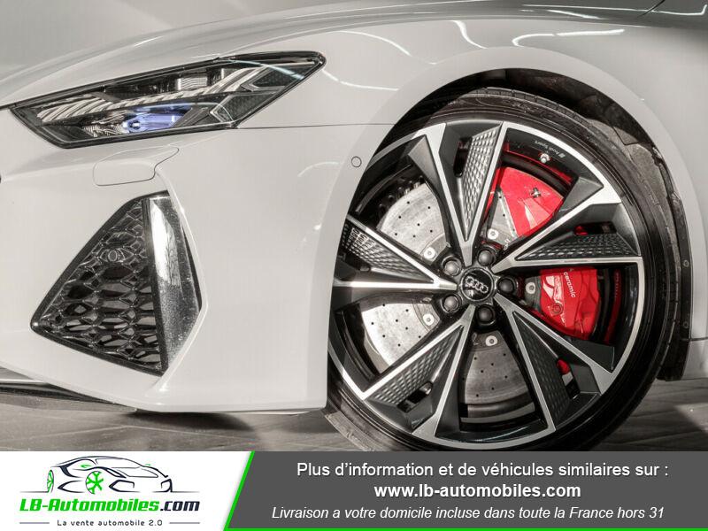 Audi RS7 V8 4.0 TFSI 600ch / Quattro Tiptronic 8 Gris occasion à Beaupuy - photo n°9