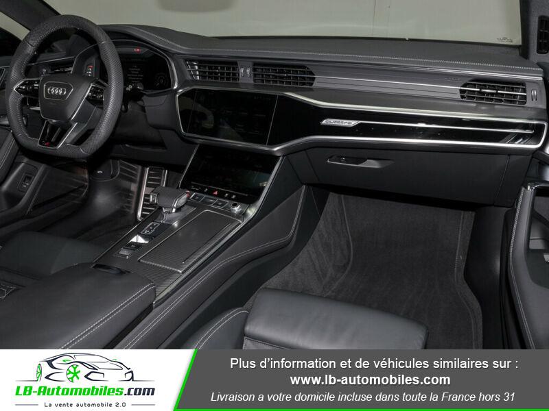 Audi RS7 V8 4.0 TFSI 600ch / Quattro Tiptronic 8 Rouge occasion à Beaupuy - photo n°2