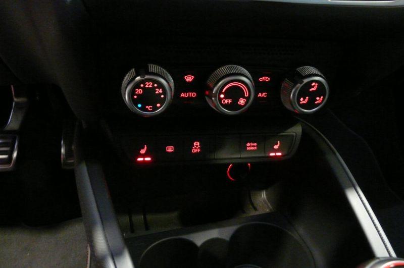 Audi S1 2.0 TFSI 231 cv Quattro Sportback Rouge occasion à Beaupuy - photo n°7