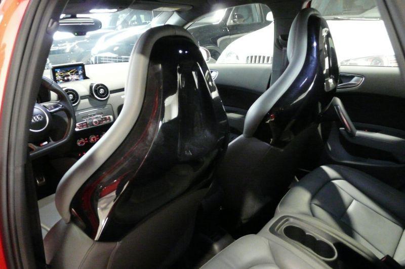 Audi S1 2.0 TFSI 231 cv Quattro Sportback Rouge occasion à Beaupuy - photo n°5
