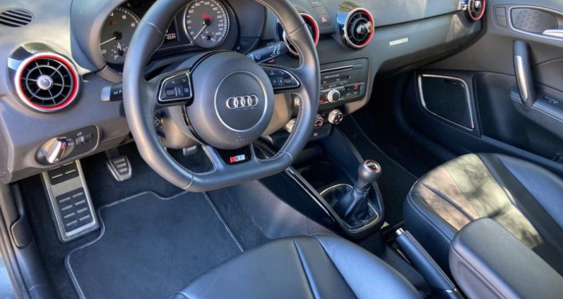 Audi S1 Sportback SPORTBACK 2.0 TFSI 231 Gris occasion à MOUGINS - photo n°7