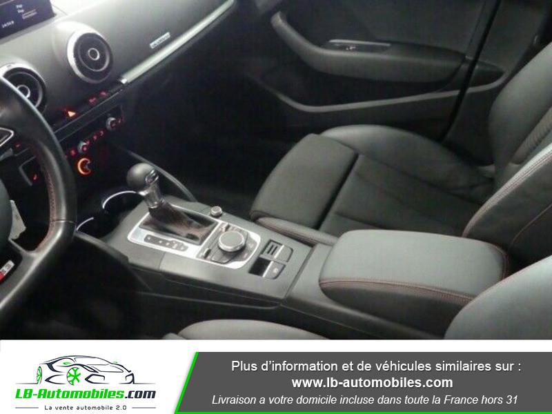 Audi S3 Berline 2.0 TFSI 300 / Quattro S-Tronic 6 Noir occasion à Beaupuy - photo n°9