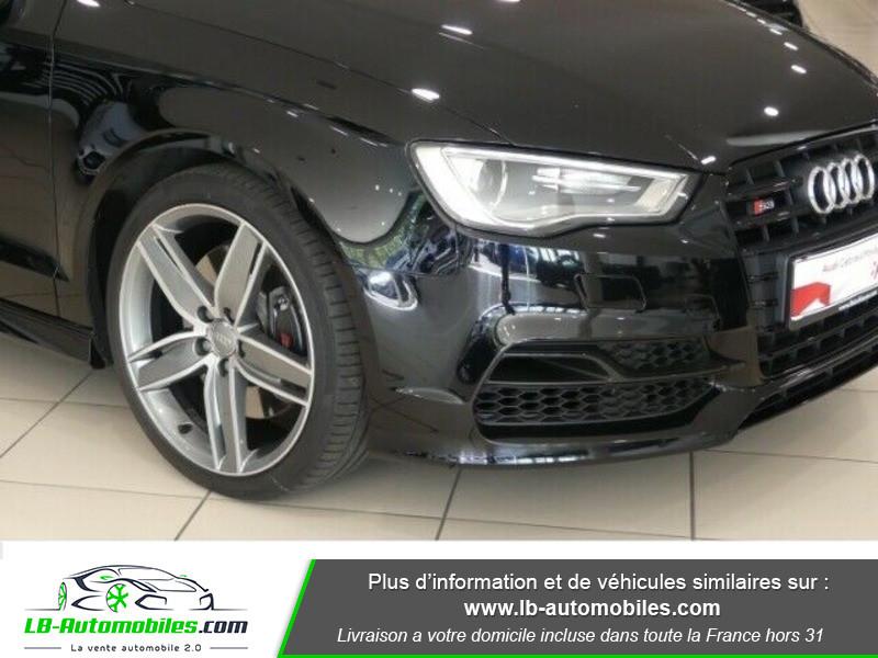 Audi S3 Berline 2.0 TFSI 300 / Quattro S-Tronic 6 Noir occasion à Beaupuy - photo n°14