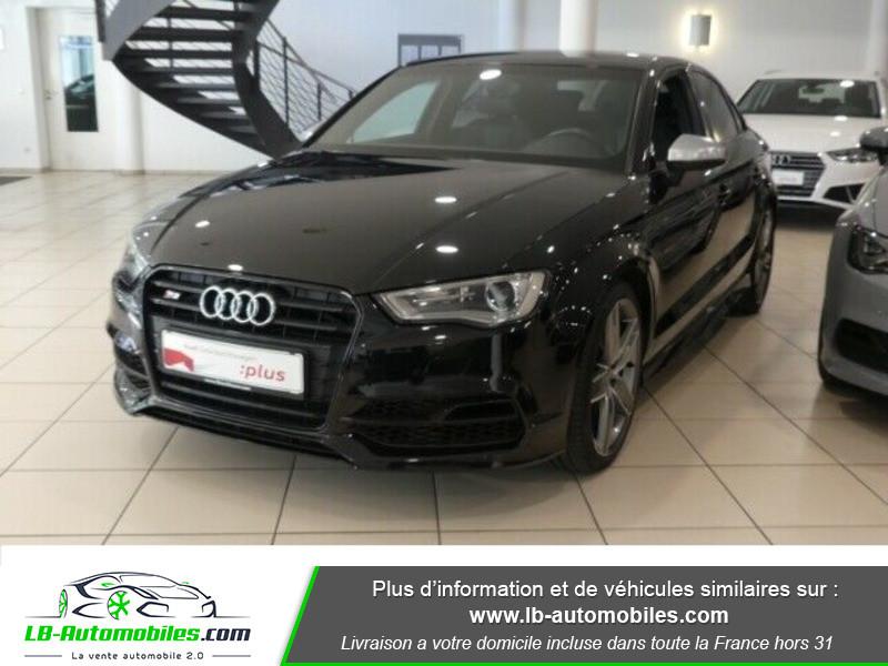 Audi S3 Berline 2.0 TFSI 300 / Quattro S-Tronic 6 Noir occasion à Beaupuy