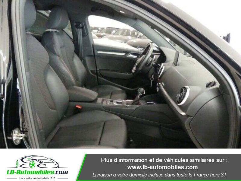 Audi S3 Berline 2.0 TFSI 300 / Quattro S-Tronic 6 Noir occasion à Beaupuy - photo n°5