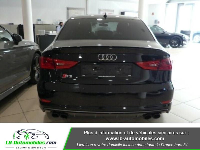 Audi S3 Berline 2.0 TFSI 300 / Quattro S-Tronic 6 Noir occasion à Beaupuy - photo n°13