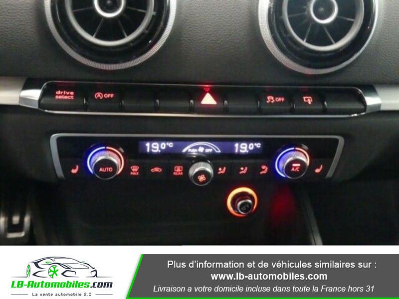 Audi S3 Berline 2.0 TFSI 300 / Quattro S-Tronic 6 Noir occasion à Beaupuy - photo n°8