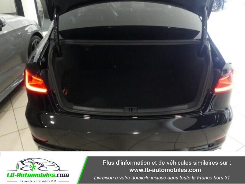 Audi S3 Berline 2.0 TFSI 300 / Quattro S-Tronic 6 Noir occasion à Beaupuy - photo n°10