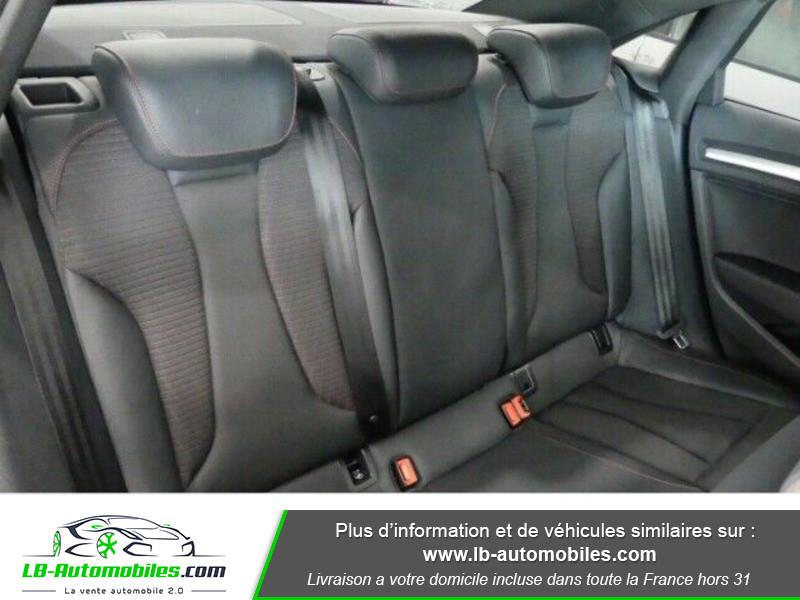 Audi S3 Berline 2.0 TFSI 300 / Quattro S-Tronic 6 Noir occasion à Beaupuy - photo n°4