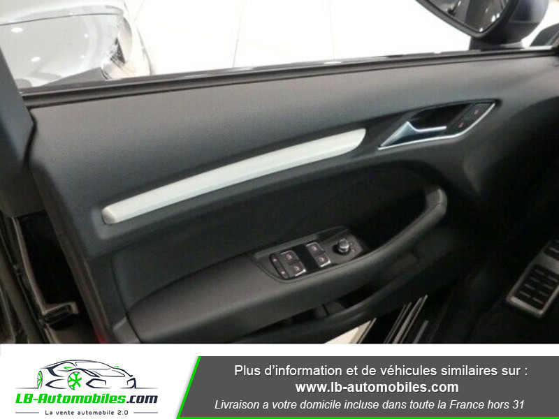 Audi S3 Berline 2.0 TFSI 300 / Quattro S-Tronic 6 Noir occasion à Beaupuy - photo n°15