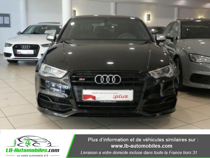 Audi S3 Berline 2.0 TFSI 300 / Quattro S-Tronic 6 Noir occasion à Beaupuy - photo n°11