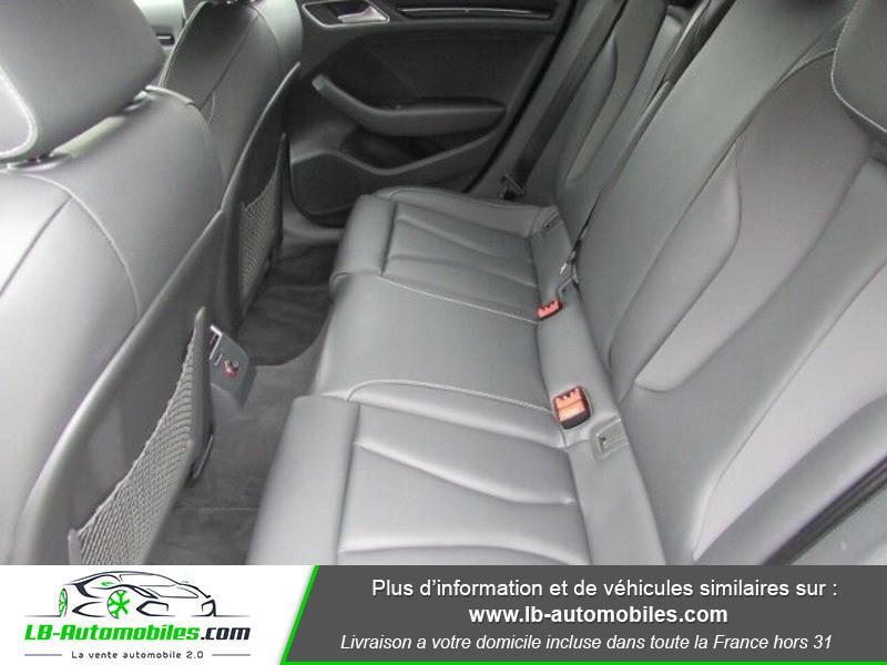 Audi S3 Berline 2.0 TFSI 300 / Quattro Noir occasion à Beaupuy - photo n°16