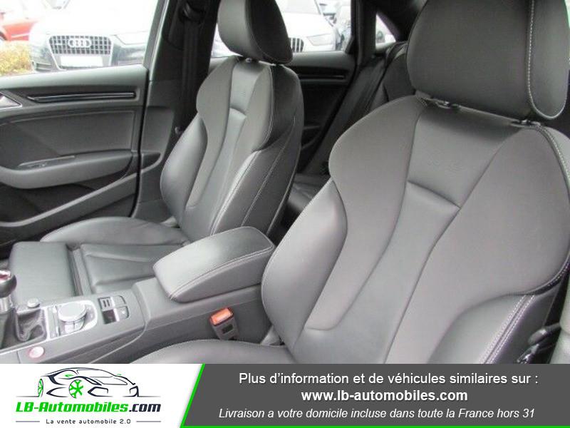 Audi S3 Berline 2.0 TFSI 300 / Quattro Noir occasion à Beaupuy - photo n°14
