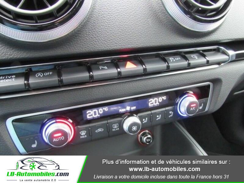 Audi S3 Berline 2.0 TFSI 300 / Quattro Noir occasion à Beaupuy - photo n°7