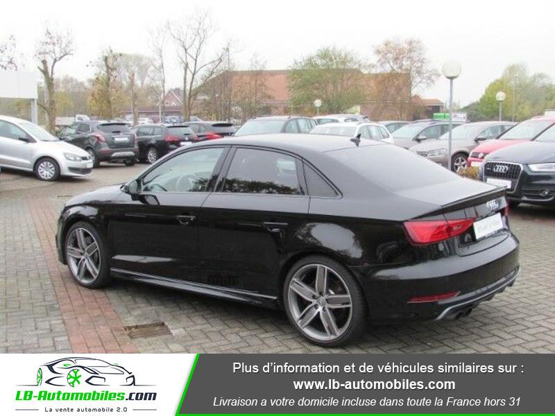 Audi S3 Berline 2.0 TFSI 300 / Quattro Noir occasion à Beaupuy - photo n°8
