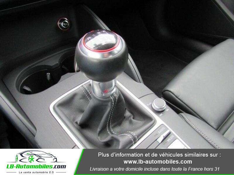 Audi S3 Berline 2.0 TFSI 300 / Quattro Noir occasion à Beaupuy - photo n°3