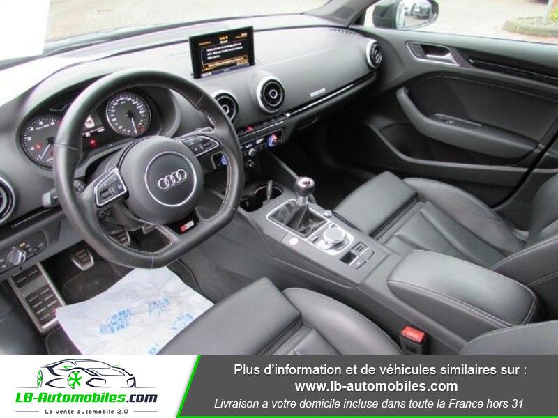Audi S3 Berline 2.0 TFSI 300 / Quattro Noir occasion à Beaupuy - photo n°18