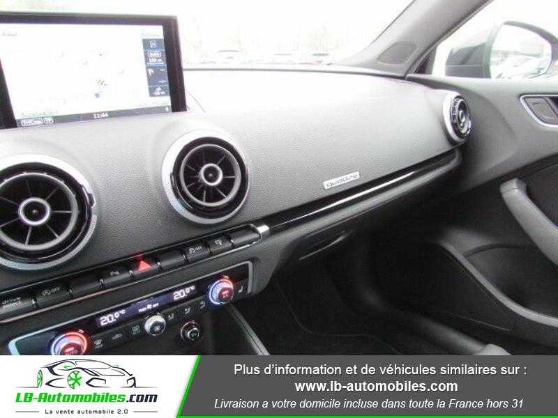 Audi S3 Berline 2.0 TFSI 300 / Quattro Noir occasion à Beaupuy - photo n°2