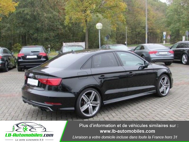 Audi S3 Berline 2.0 TFSI 300 / Quattro Noir occasion à Beaupuy - photo n°17