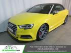 Audi S3 Cabriolet 2.0 TFSI 310 S tronic 7 Quattro Jaune à Beaupuy 31