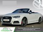 Audi S3 Cabriolet 2.0 TFSI 310 S tronic 7 Quattro Blanc à Beaupuy 31