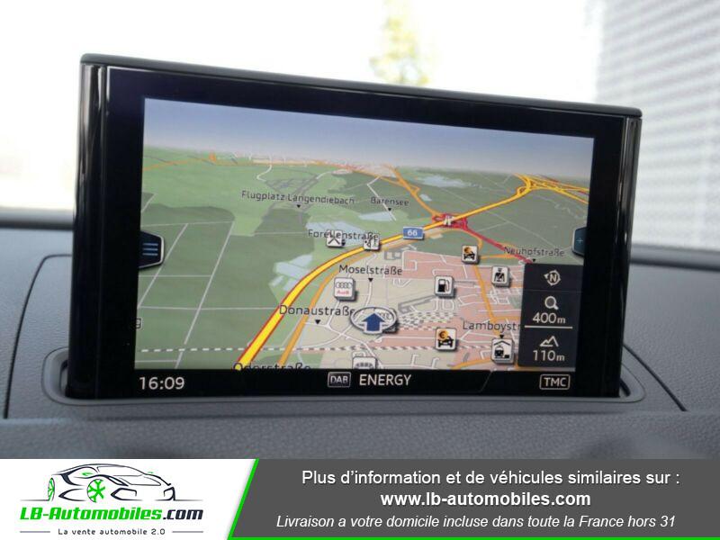 Audi S3 Cabriolet TFSI 300 S tronic Noir occasion à Beaupuy - photo n°6