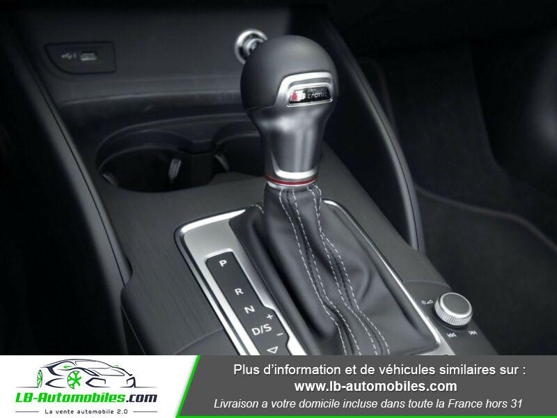 Audi S3 Cabriolet TFSI 300 S tronic Noir occasion à Beaupuy - photo n°14