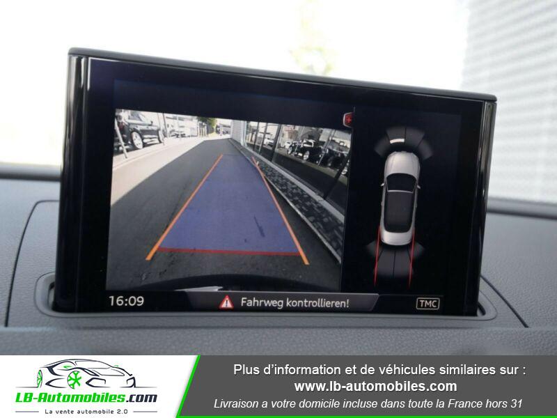 Audi S3 Cabriolet TFSI 300 S tronic Noir occasion à Beaupuy - photo n°15