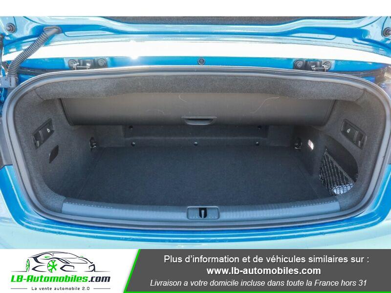 Audi S3 Cabriolet TFSI 300 S tronic Bleu occasion à Beaupuy - photo n°14