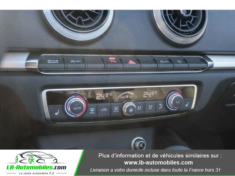Audi S3 Cabriolet TFSI 300 S tronic Bleu occasion à Beaupuy - photo n°11